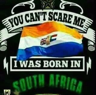 Born in South Africa